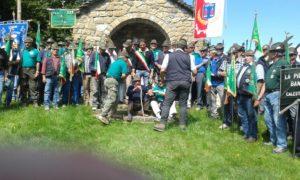 Raduno Alpini Val d'Enza Parmense e Reggiano 2017