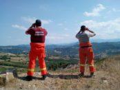 Coraggio determinazione squadra Aib Valentina Maestrini