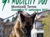 9° mobility dog Centro Punto Blu Monticelli Terme