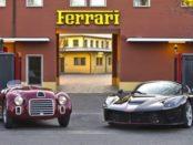 Parma Maranello rally 70° anniversary Montecchio Emilia 2017