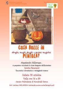 Cosa bolle in Pentola centro Polivalente Monticelli PR