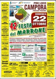 42° Festa del Marrone Campora Parma 2017