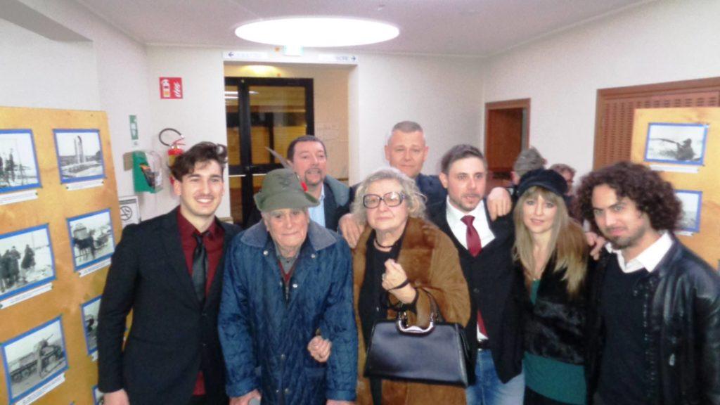 """Cinema Novecento in Cavriago """"Piombo e neve"""""""
