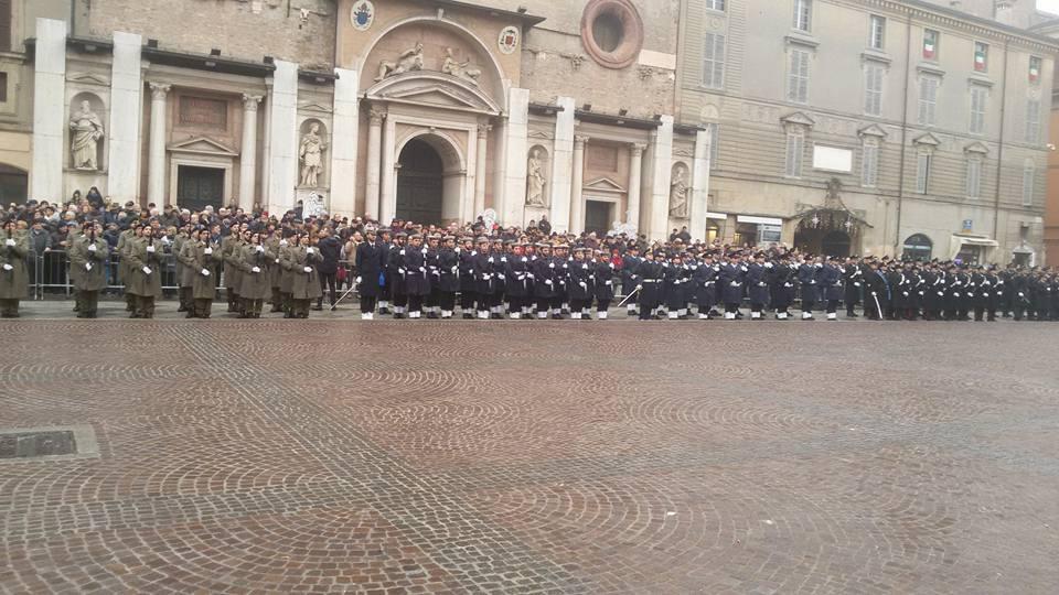 221° anniversario della bandiera italiana