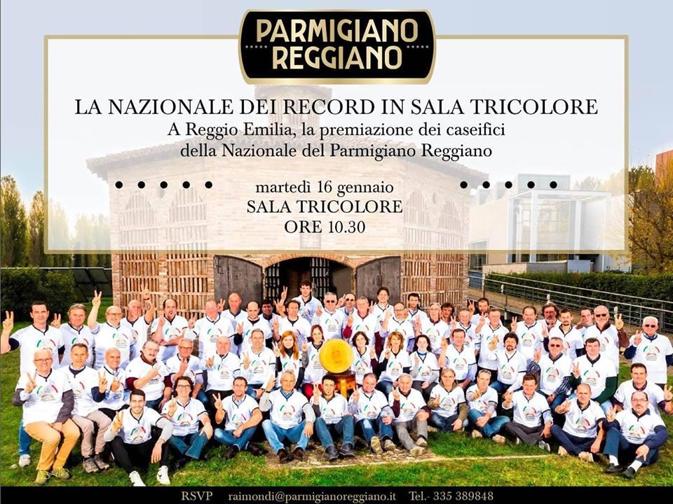 Premiazione Parmigiano Reggiano 20188