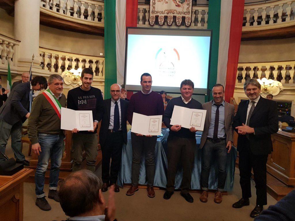 Premiazione Parmigiano Reggiano 2018