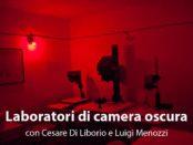 Sviluppo del negativo B/N Cesare Di Liborio