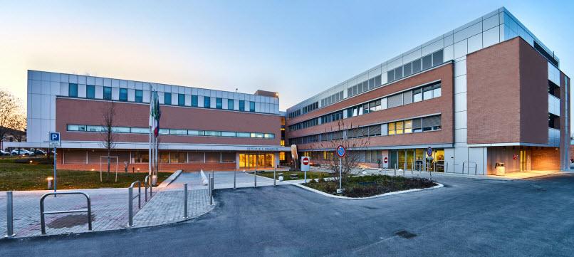 Riqualificazione Corpo C. Ospedale Franchini