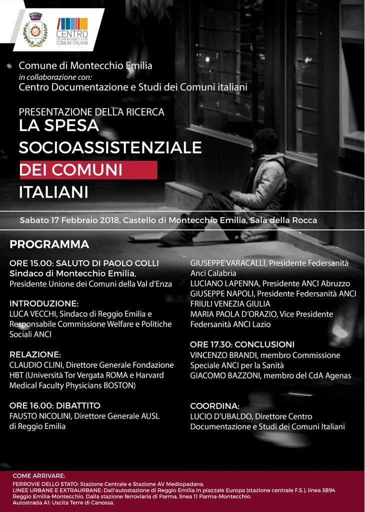 Riqualificazione Corpo C. Ospedale Franchini 2018 Montecchio Emilia