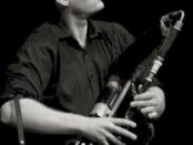 Concerto del piper irlandese David Power