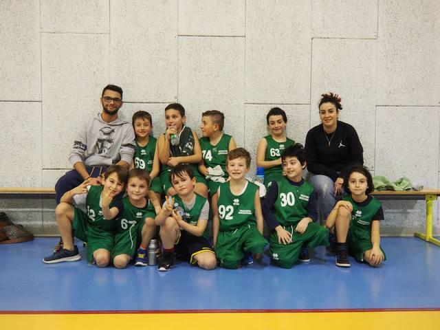 Basket Arena MontecchioeBasilicagoiano Basket 2018
