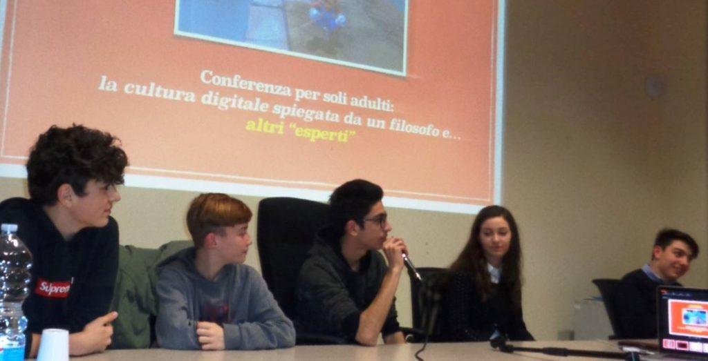 Come educarsi alle nuove tecnologie Stefano Moriggi