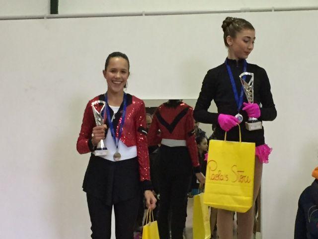 Sofia Gesu' 2' class a Fanano, finalista Interregionale