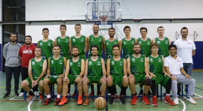 Basilicagoiano Basket – Basket Club Val d'Arda 2018