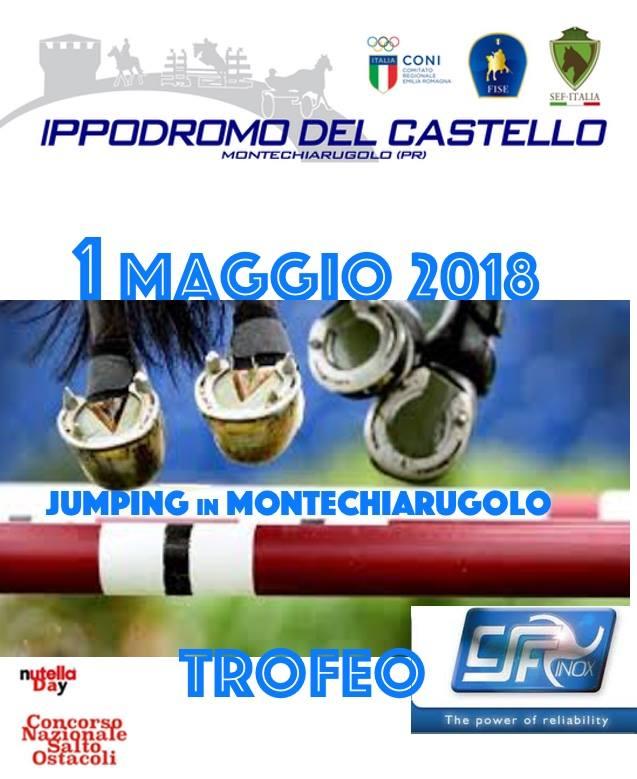 Trofeo CSF - Nutella Day 2018 Montechiarugolo