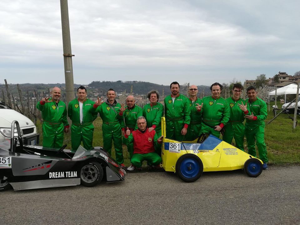 Bazzano PR Speed Down carret-tolo racing team
