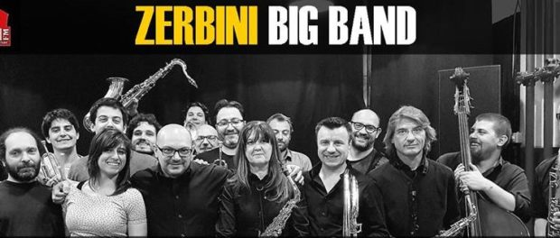 Zerbini Big Band Arci Zerbini Parma concerto 2018Zerbini Big Band Arci Zerbini Parma concerto 2018