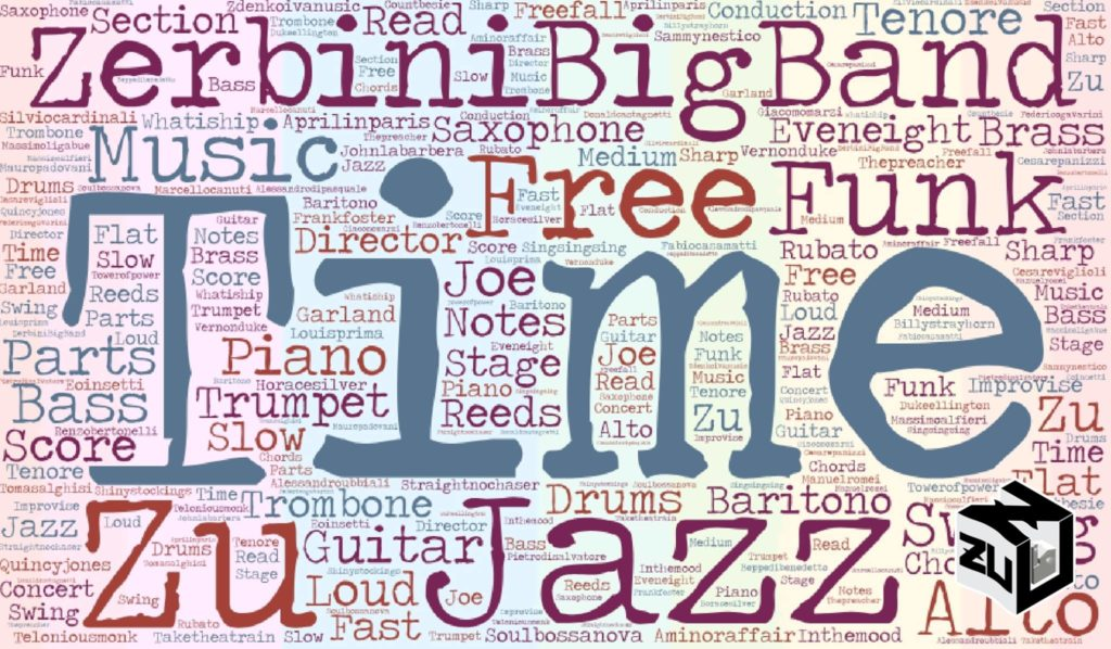 Zerbini Big Band Arci Zerbini Parma concerto 2018