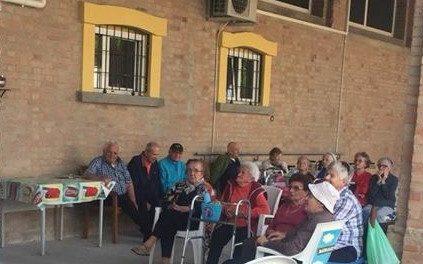 Sax in the city a Villa Coduro casa famiglia anziani