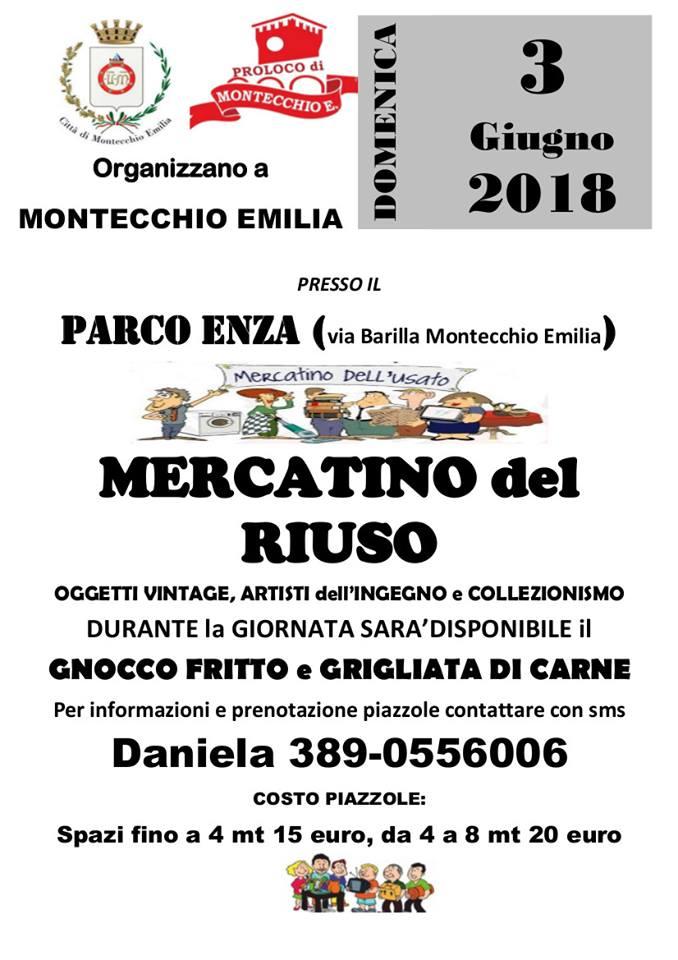 Giugno 2018 a Montecchio Emilia RE Italia