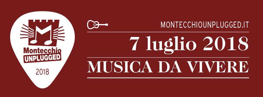 14^ edizione di Montecchio Unplugged 2018