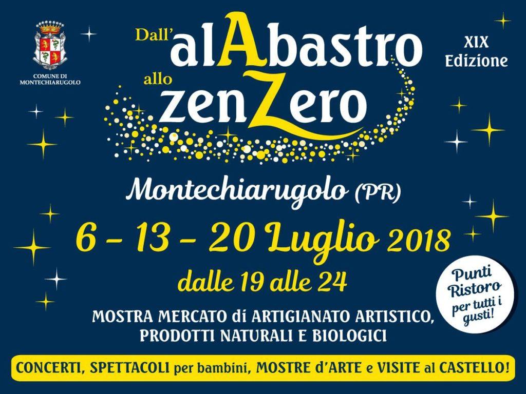 DALL'ALABASTRO ALLO ZENZERO Comune di Montechiarugolo