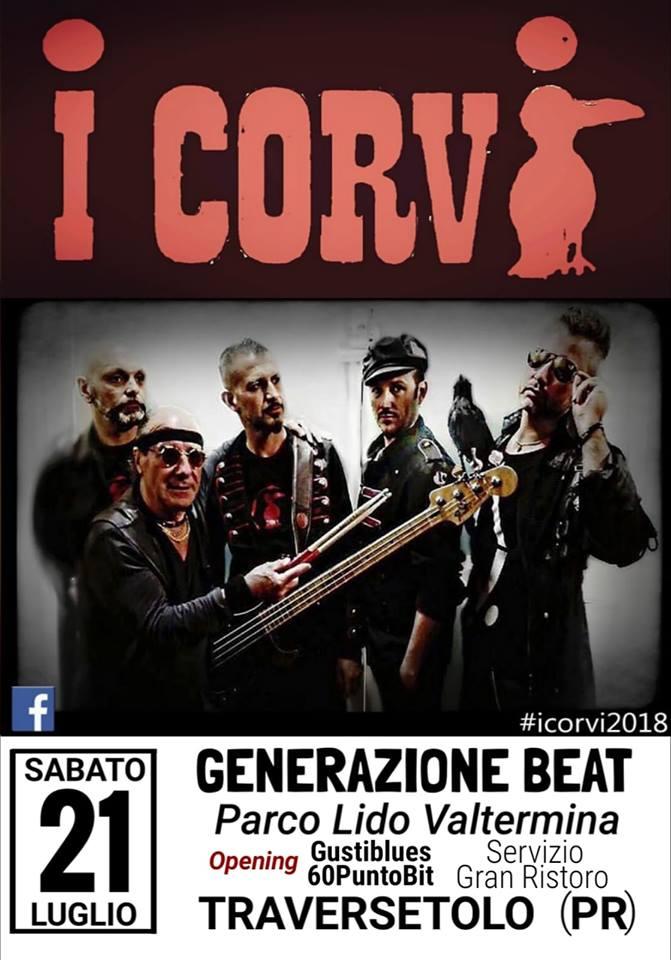 """Generazione beat Traversetolo """"I Corvi""""2018"""