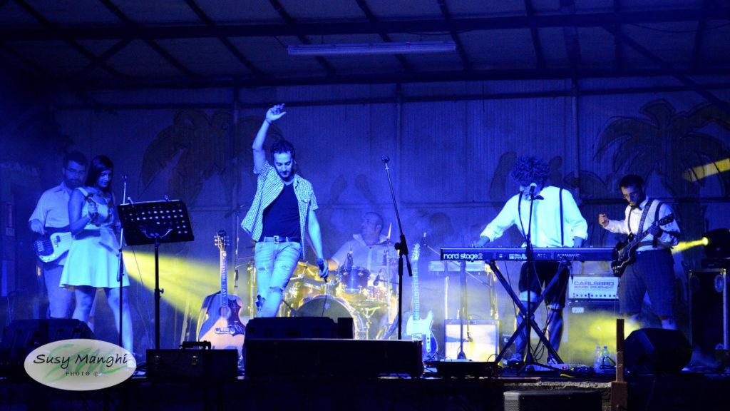 Notte di San Lorenzo,Paella sotto le stelle 2018