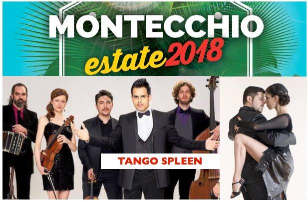 Tango Spleen Castello di Montecchio Emilia 2018