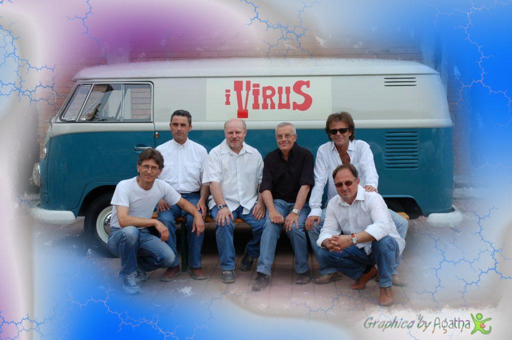 I Virus gruppo musicale di Cavriago 50°