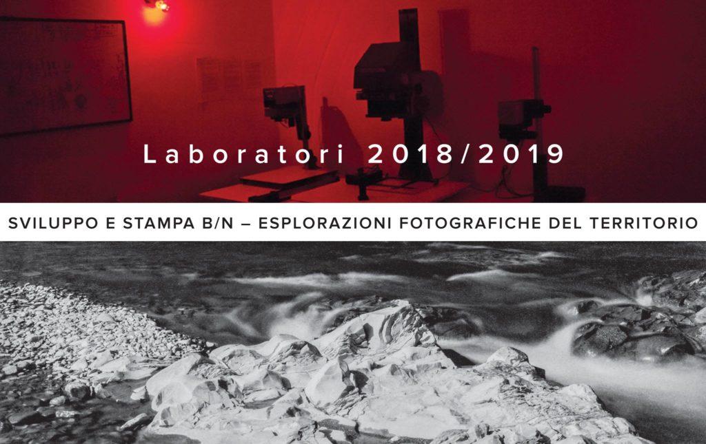 Esplorazioni fotografiche del territorio 2018