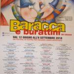 BARACCA E BURATTINI - ESTATE 2018XIII Edizione