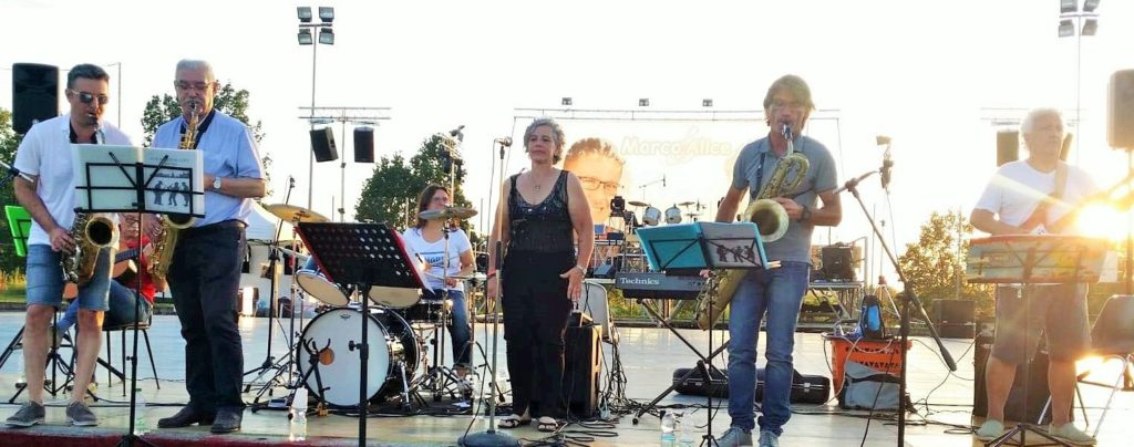 CiokkoROCK Festival Medesano 2018 Sax in THE CITY