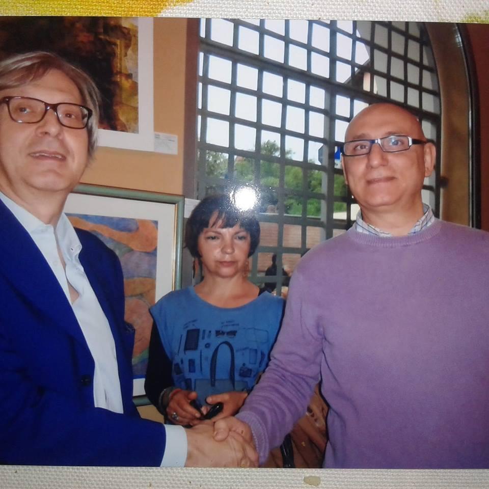 Giacomo Calcagno artista pittore Parma per le Arti