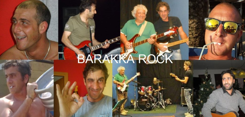 Barakka Rock: gruppo musicale Parmense
