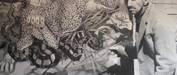 Antonio Ligabue - Follia e creatività Bibbiano 2018