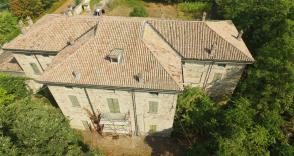 Percorso Petrarca Villa Micheli-Mariotti Monticelli Terme
