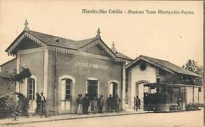 Ferrovia a vapore Parma – Montecchio