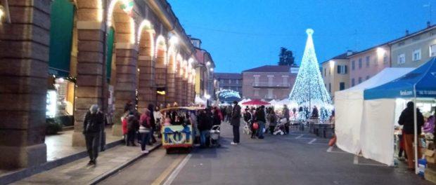 Montecchio emilia dicembre 2018