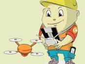 Studenti Cat ottengono patentino guida droni 2018
