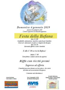 Festa della Befana Basilicagoiano 2019 PR