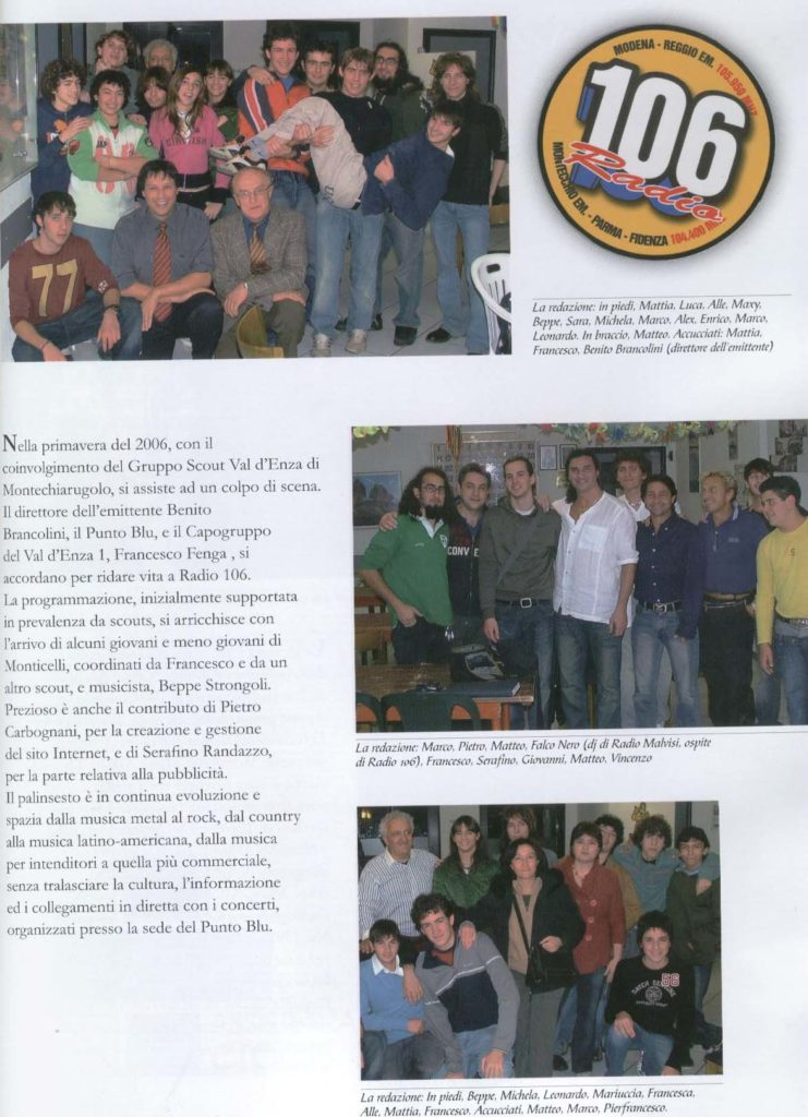 amici della bema valdenza1 RADIO106