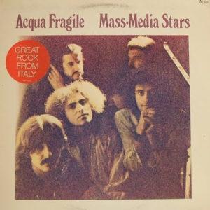 Franz Dondi Acqua Fragile dal 1970 Musica progressiva Parma