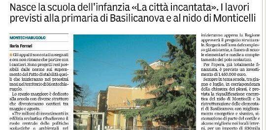 """Scuola del'Infanzia statale """"La Città Incantata"""""""