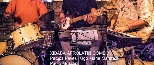 Pampa Pavesi & Xibaba AfroLatin Combo ANNO 2019