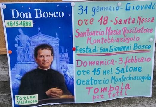 FESTA DI DON BOSCO AI SALESIANI Montechiarugolo 2019