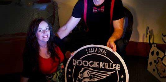 Boogie Killers organizzazione eventi stile anni '50 Parma