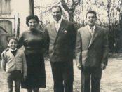 PIETRO UCCELLI di Bibbiano deportato seconda guerra mondiale