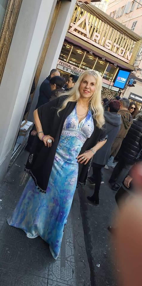 Perché Sanremo è Sanremo Cinzia Felloni 2019 Io e il mondo