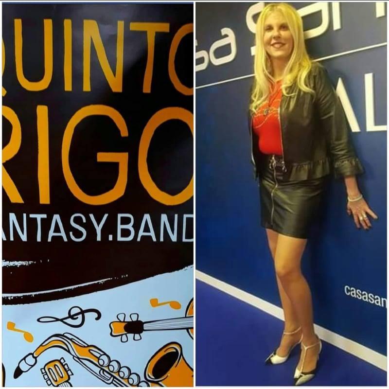 Cinzia ed il Quinto Rigo Fantasy band 2019